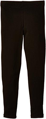 Ben & Lea Mädchen Leggings mit elastischem Bund, Gr. 134 (Herstellergröße: 134/140), Schwarz