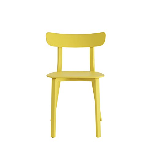 LJHA Tabouret pliable chaise Loisirs tables et chaises de café Chaise à manger 4 couleurs disponibles 50 * 80cm chaise patchwork (Couleur : C)