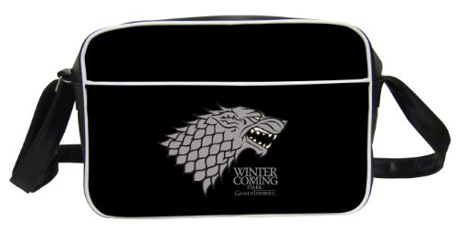 Sac Bandoulière 'Game Of Thrones' - Stark Winter Is Coming