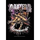 Drapeau Pantera : Cowboys From Hell Sous Licence Officielle