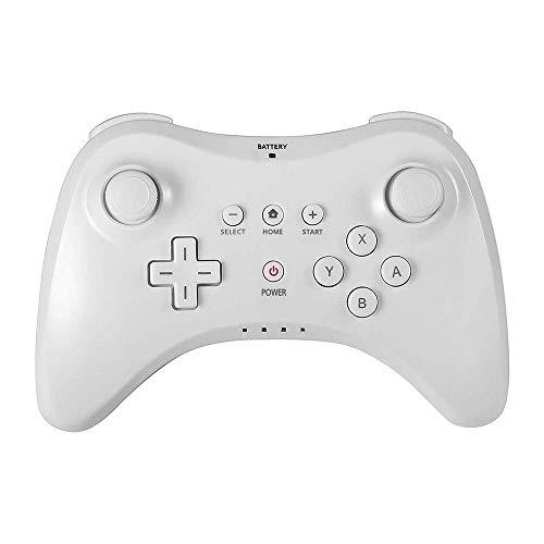 ame Classic Pro Controller Remote Pro Commander für Nintendo Wii U-Weiß ()