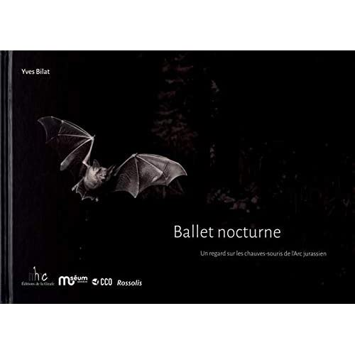 Ballet nocturne : Un regard sur les chauves-souris de l'Arc jurassien