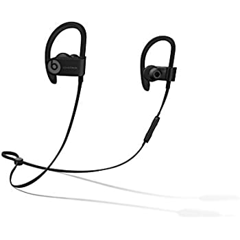 Beats by Dr. Dre ML8V2ZM/A Powerbeats3 Wireless Earphones - Black