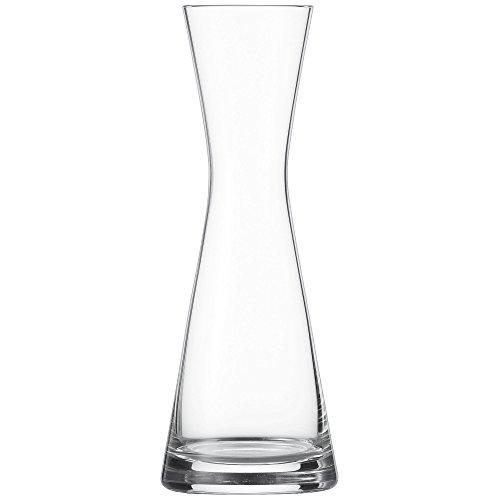 Schott Zwiesel 113786 Serie Pure 6-teiliges Karaffen Set 6 x 250 ml, Kristallglas