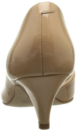 Buffalo Bufalo Londra Damen Pumps Beige (forget Me Not 01)