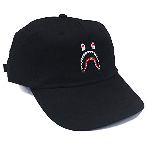 Shark 6 Panel Casquette