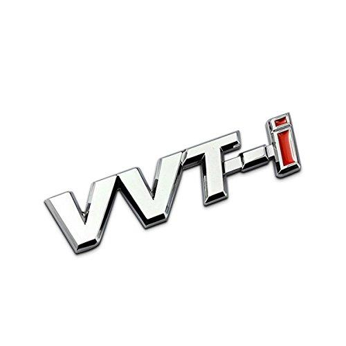 102a94c9eeaf7 Dsycar 1 Stücke 3D Metall VVT-I Auto Seitenfender Kofferraum Emblem  Abzeichen Aufkleber für Universal Cars Motorrad Car Styling Dekorative ...