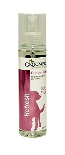 Groomers Fresh Spray für Welpen, 250 ml, 6 Stück