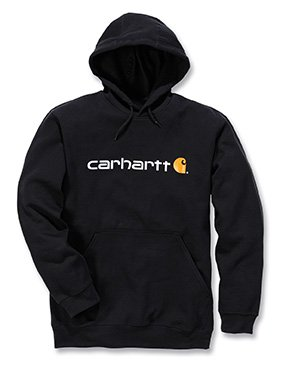 Carhartt 100074 »Signature Logo Midweight« Sweatshirt (Größe: XS, Farbe: New Navy)