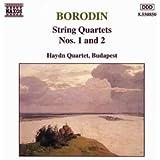 Borodin: String Quartets Nos. 1 and 2