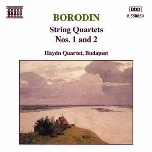 Borodin: String Quartets Nos. 1 and 2