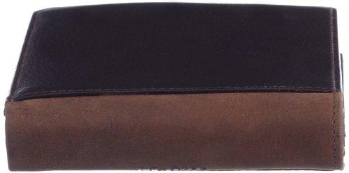 Maitre estivo 06/48/07028, Portachiavi unisex adulto, 125 x 98 mm Marrone (Braun (dark brown 15))