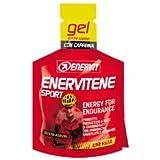 supplément alimentaire Per Lo Sport Energetico A Base Di Carboidrati Ed Amminoacidi Enervitene Gel Gusto Agrumi Con Caffeina 1 Pezzo