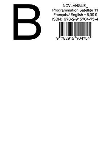 Damir Očko - Dicta: Satellite 11 - Novlangue par Damir Očko