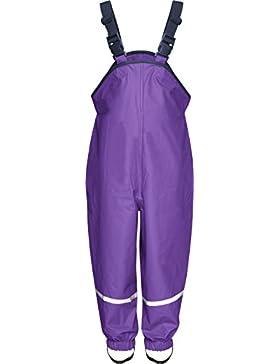 Playshoes Regenlatzhose Mit Textilfutter - Pantalones con manga larga para niños