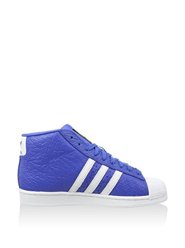 adidas Originals Pro Model Animal Sneaker Blau/Weiß