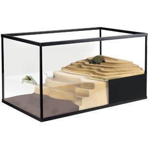 Terrarium für SCHILDKRÖTE MEZO 60x35x33CM