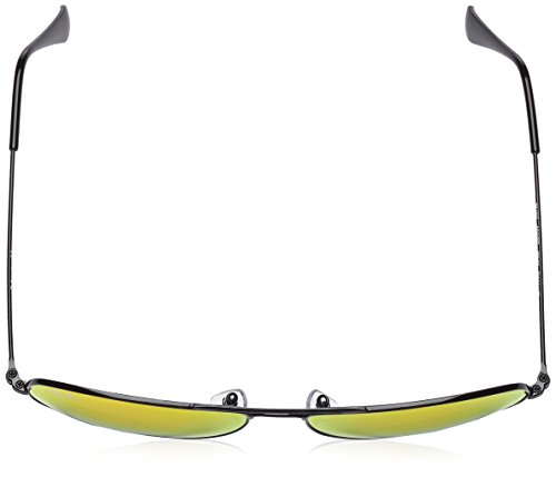 Ray-ban - Mod. 3362  - Lunettes De Soleil Homme, taille 59 shiny black (shiny black)/Red Gradient Mirror