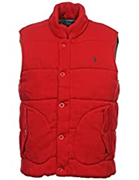 Lauren Sleeveless Polo Men's Ralph OnlineBuy Jackets bY7y6fg