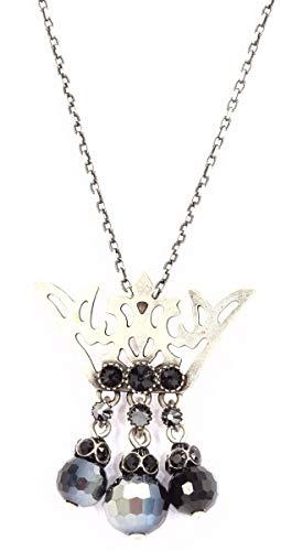 Konplott Halskette The Fox silver