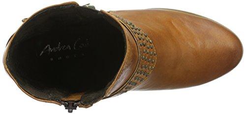 Andrea Conti 1672709, Bottes Classiques femme Marron - Braun (Cognac 062)