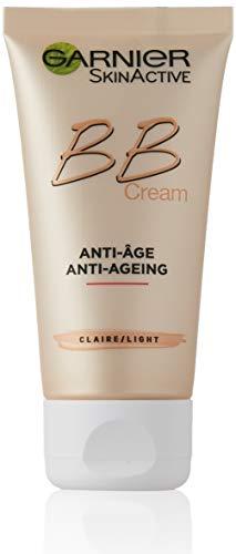 Garnier SkinActive - BB Cream Anti-edad, Light, 50 ml