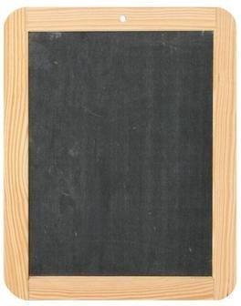 Schiefertafel 24 x 19 cm Schreibtafel Tafel 3228 [Spielzeug]