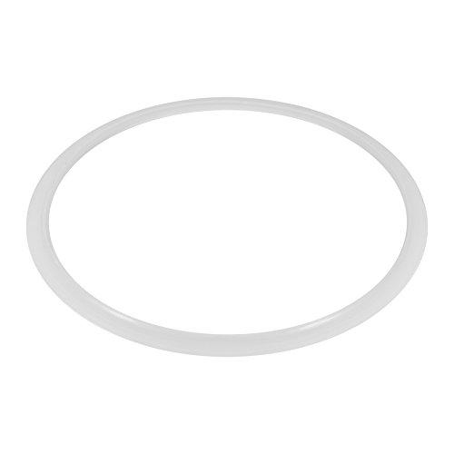 Klar Cuisinart Schnellkochtopf Silikon Dichtungsring Ersatz Instant Topf Crock Topf Express Kompatibel Dichtungsring Gummidichtung Küche Multi Power Cooker Silikon Dichtungsring 6 Größen(26CM)