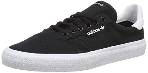 adidas 3Mc, Zapatillas de Skateboard Unisex Adulto, Negro (Core Black/Core Black/FTWR White...