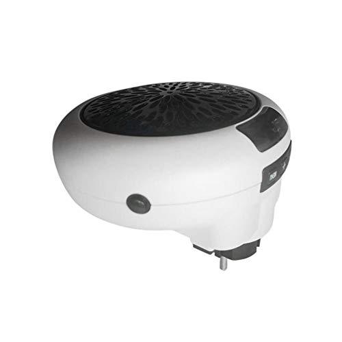 Migvela 900 w Portátil, Enchufe Giratorio, Calentador de Aire Caliente, Calentador, Ventilador...
