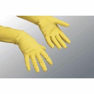 Vileda Handschuhe Safegrip Der Griffige Naturlatex Größe M