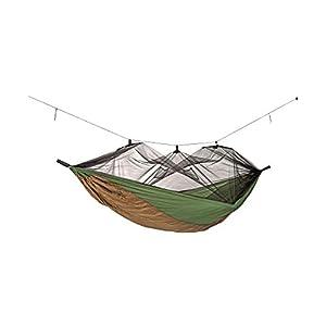 AMAZONAS Hängematte Moskito-Adventure Thermo – Hängematte mit Mückenschutz