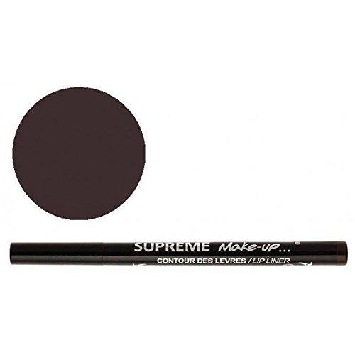 Supreme Make Up Feutre Semi-Permanent Effet Tatouage Contour des Lèvres Café 1ml