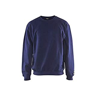AB Blåkläder | Multinorm Sweatshirt, Marineblau, Größe 4XL