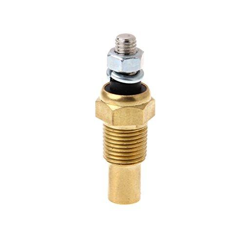 1/8NPT sensore di temperatura acqua olio unità Sender gauge Electric Sender VDO