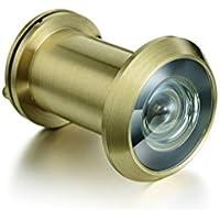 Togu 3522yg-sn ottone UL Listed 220-degree Spioncino