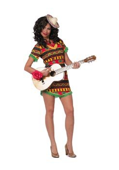 Wilbers NEU Damen-Kostüm Mexikanerin Bandita, Gr. 46