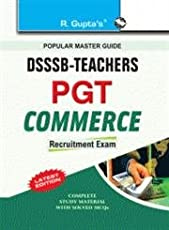 DSSSB: Teachers PGT - Commerce