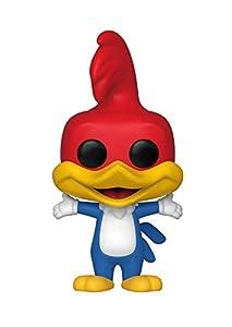 Funko The Show Figura Pop de Woody Woodpecker, Color Mulitcolor (32886)