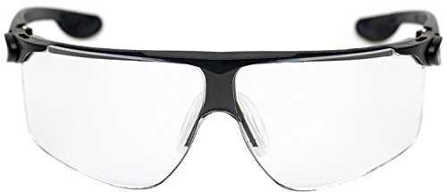 3M Maxim Ballistic Occhiali di protezione, lenti trasparenti in PC (DX), 13296-00000M
