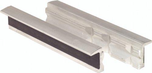 Preisvergleich Produktbild KS Tools 914.0086 Alu-Schraubstock-Schonbacken,120mm,Trapeznutzen