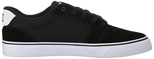 DC Shoes Anvil D0303190, Sneaker Uomo Grey Ash