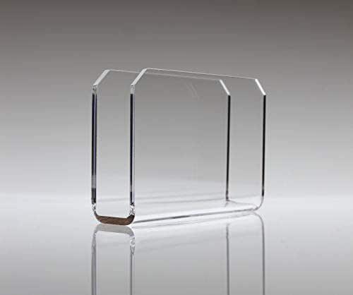 Agplex - Portatovaglioli piccolo in plexiglass