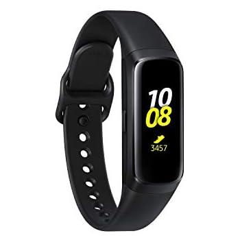 Samsung Galaxy Fit - Smartwatch, color Negro/Plata