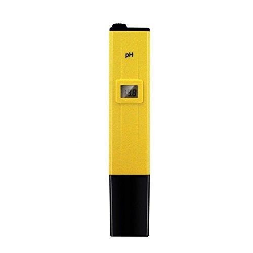 Metrologia portatile digitale misuratore TDS Filtro ¡à2% Precisione di lettura e ¡à0.1ph alta precisione PH Meter, PH,
