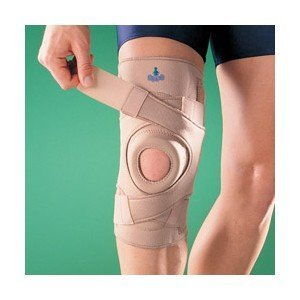 OPPO 1033 HINGED Knee Stabiliser Patella Support Brace Ligament ACL MCL LCL Pain (Medium (M)) by SDA