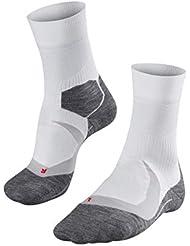 FALKE Ru4 Cool - Calcetines de Running para Hombre, Primavera/Verano, Calcetines, Hombre, Color White-Mix (2020), tamaño 39-41
