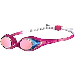 Arena 1E362/19 Gafas de natación, Unisex niños, White/Pink, Talla Única
