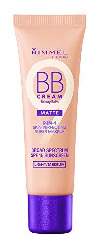 RIMMEL LONDON BB Cream Matte - Light/Medium (Bb Cream Rimmel)