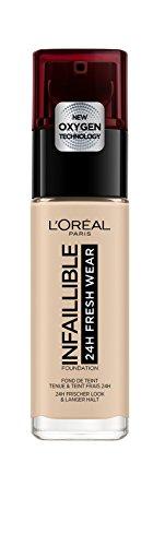 Fondotinta L'Oréal Infaillible 24h Fresh Wear - In offerta oggi